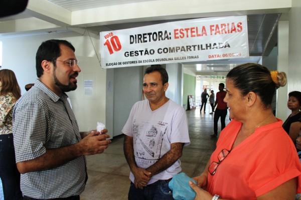 Camilo teria viajado nesta segunda-feira, 3, para Brasília