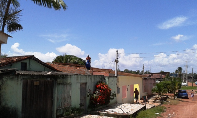 Meteorologistas confirmam que tornado atingiu Zona Sul de Macapá