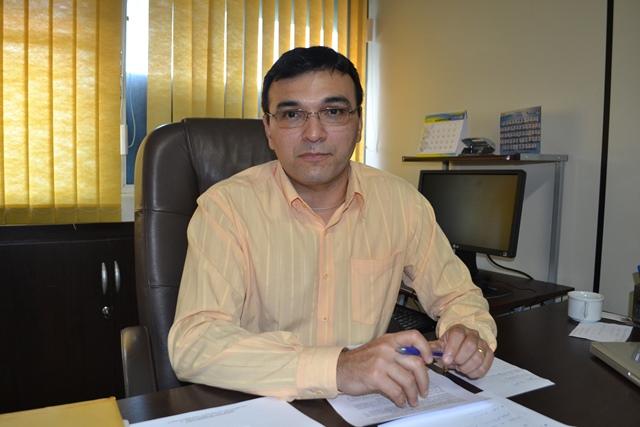 Secretário Adjunto de Atenção à Saúde - Denilson Magalhães