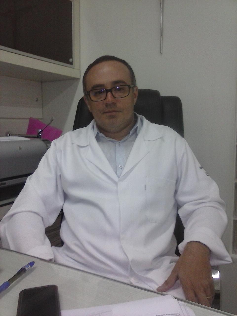 Presidente do Sindicato, Fernando Nascimento: falta medicamento que ajuda na respiração