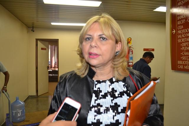 Procuradora geral do MP, Ivana Cei