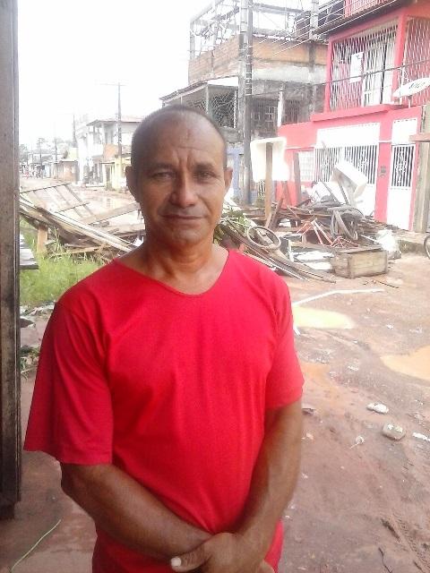 Josimar Rodrigues, comerciante