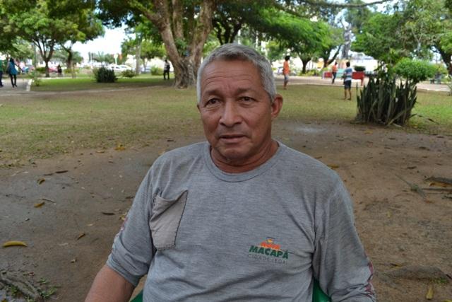 Manuel Pedro, 61 anos