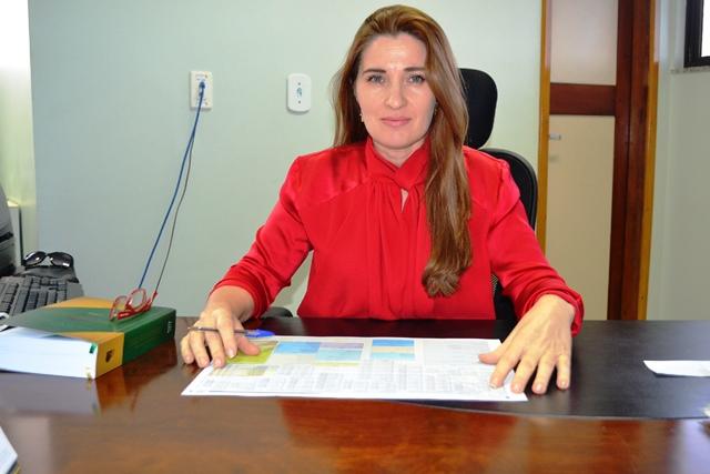 Diretora Regional do TRE/AP, Odete Scalco