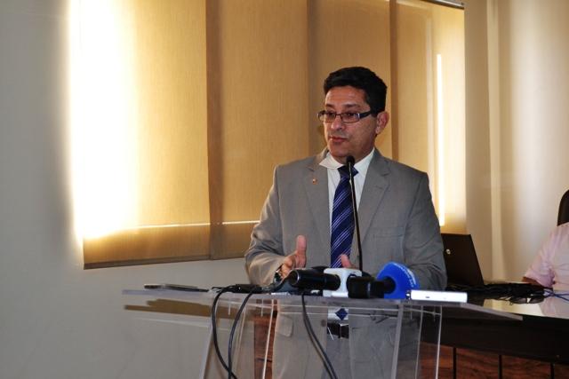Promotor Afonso Guimarães
