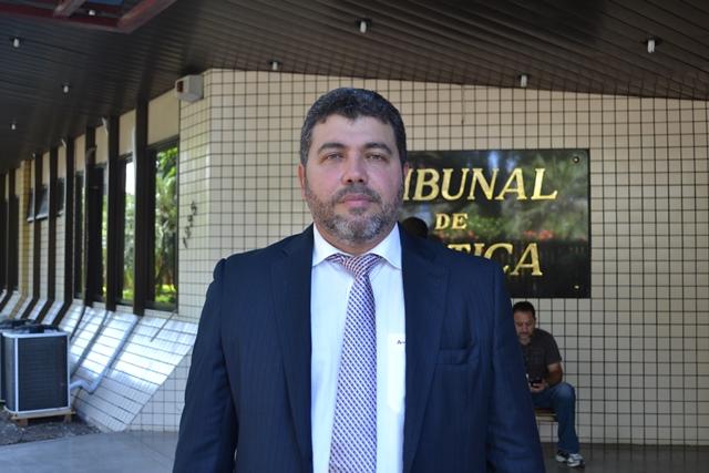 Riano Valente, advogado de Jorge Amanajás