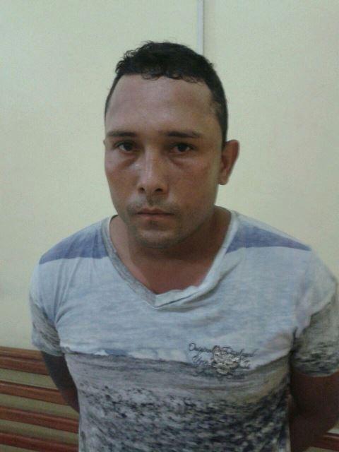 Waldecson dos Santos Freitas, o assaltante que rendeu o tenente