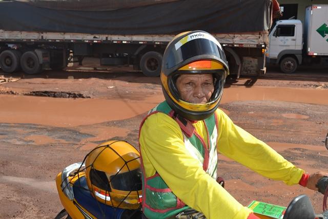 Alexandre Lobato gasta dinheiro com a suspensão da moto