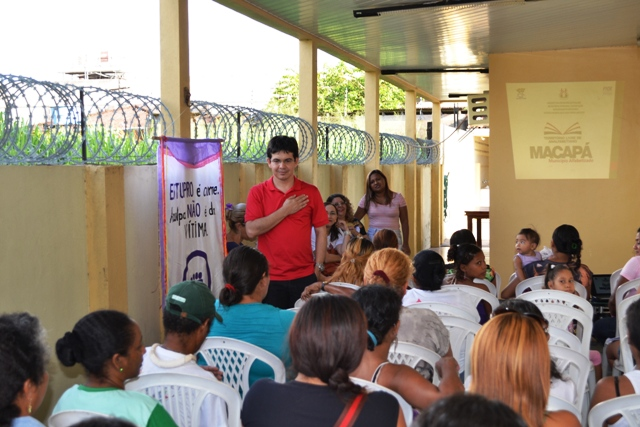 Programa pretende acabar com analfabetismo no Amapá