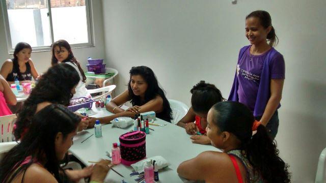 Mais de 50 mulheres recebem qualificação profissional na UPC Araxá/Pedrinhas