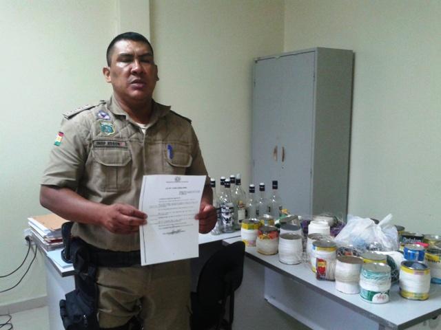 Inspetor Edson Abreu