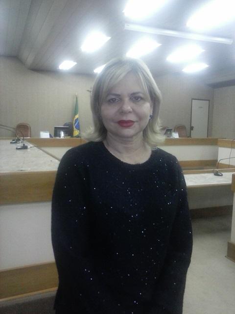 Ivana Cei, procuradora do Mistério Público Estadual