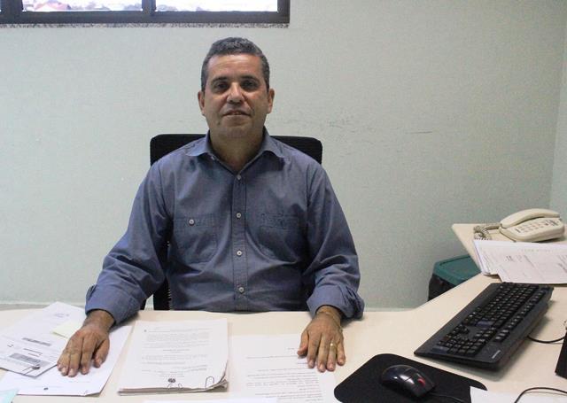 Jorge Jacobina, coordenador de fiscalização do TRE