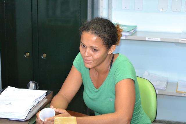 Josiane Rodrigues dos Santos