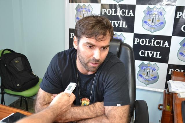 Delegado Marcos Scalizo