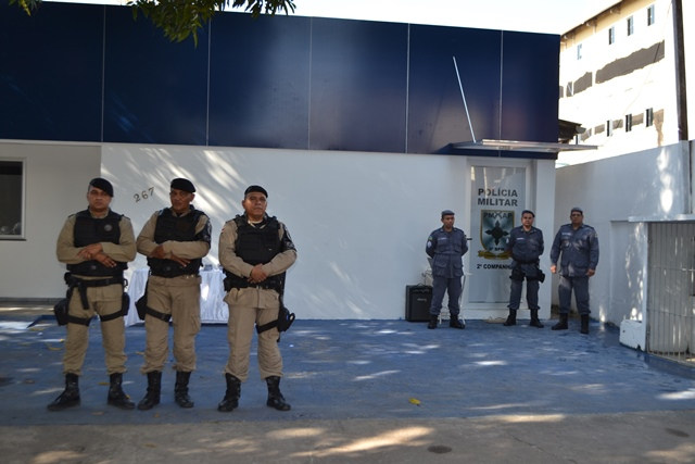 PMs e Guardas Municipais agora juntos no Centro