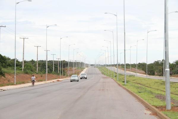 Obras da Rodovia Norte/Sul não avançam