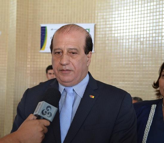 Ministro do TCU, João Augusto Nardes