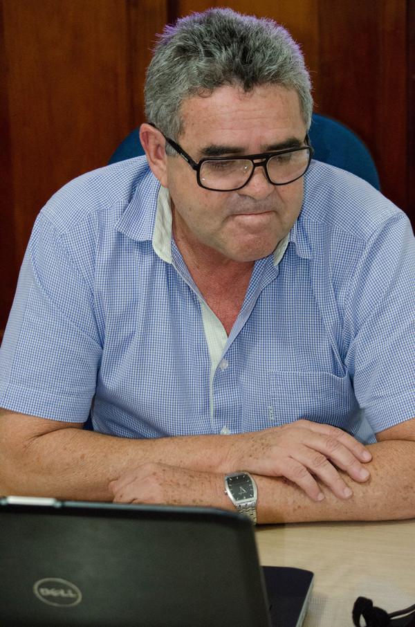Diretor do Dnit, Fábio Vilarinho
