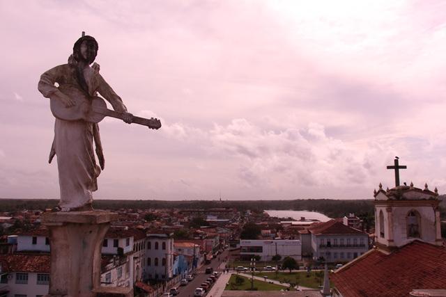 Bragança e a Ajuruteua, na visão poética de Manoel do Vale