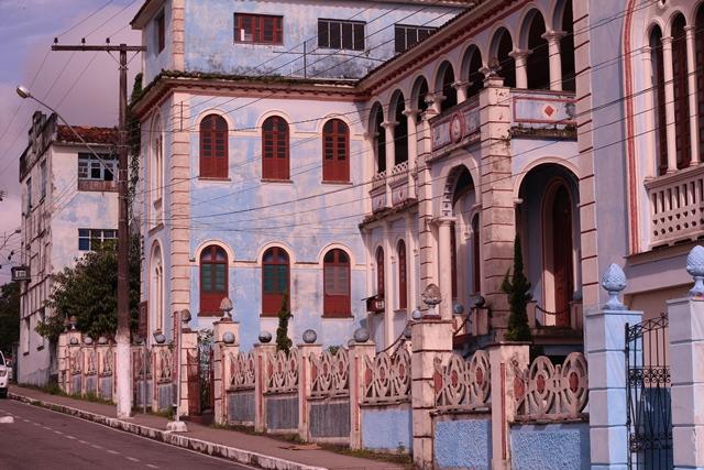 Centro histórico de Bragança