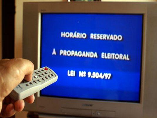 Propaganda eleitoral inicia com candidatos a presidente e deputado federal nas TVs e Rádios