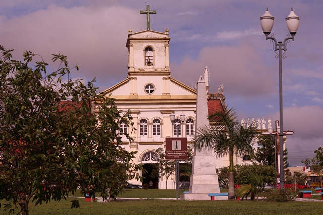 Igreja de São Benedito, padroeiro da cidade