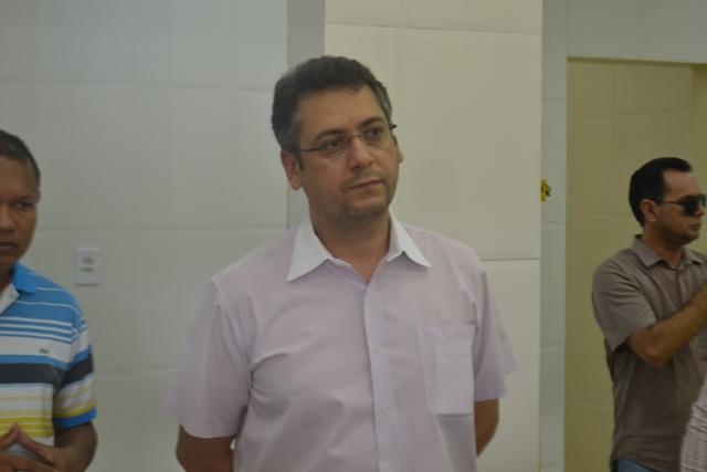 Prefeito reeleito de Macapá Clécio Luis (REDE)