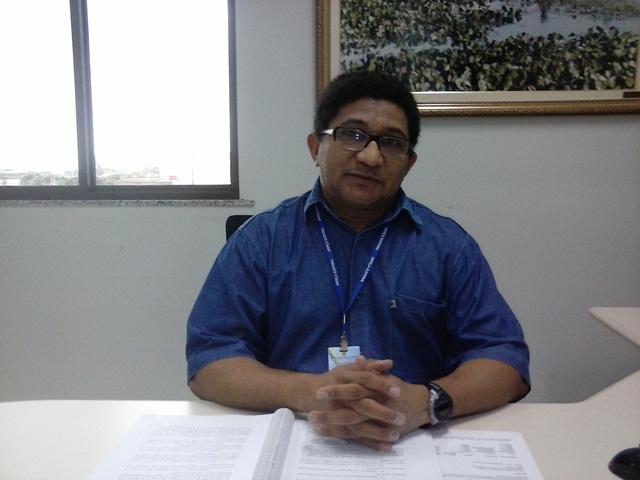 José Seixas, assessor jurídico do TRE