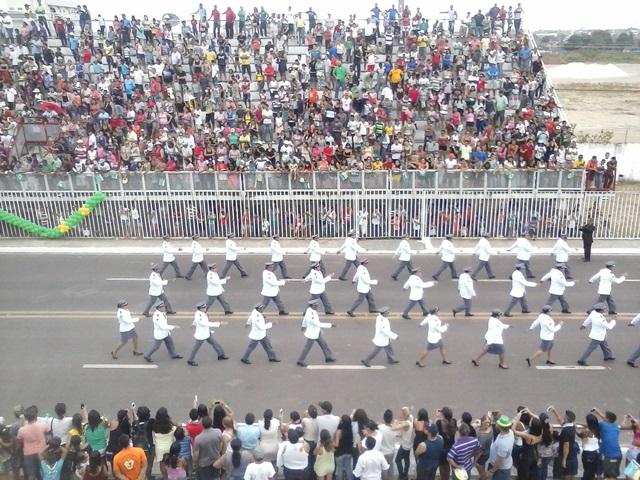 Desfile da Marinha
