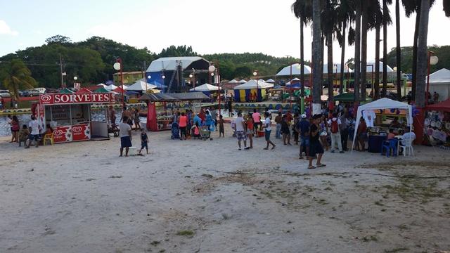 Festival do Abacaxi atrai 70 mil visitantes a Porto Grande