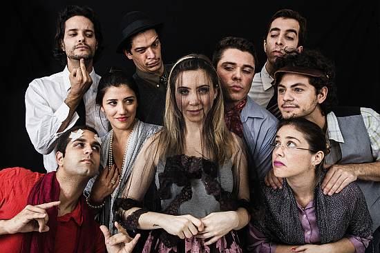 Palco Giratório apresenta espetáculo 'Viúva, Porém Honesta'