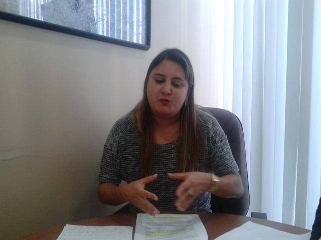 Promotora Christie Girão entra com ação contra os ex-gestores da PMM