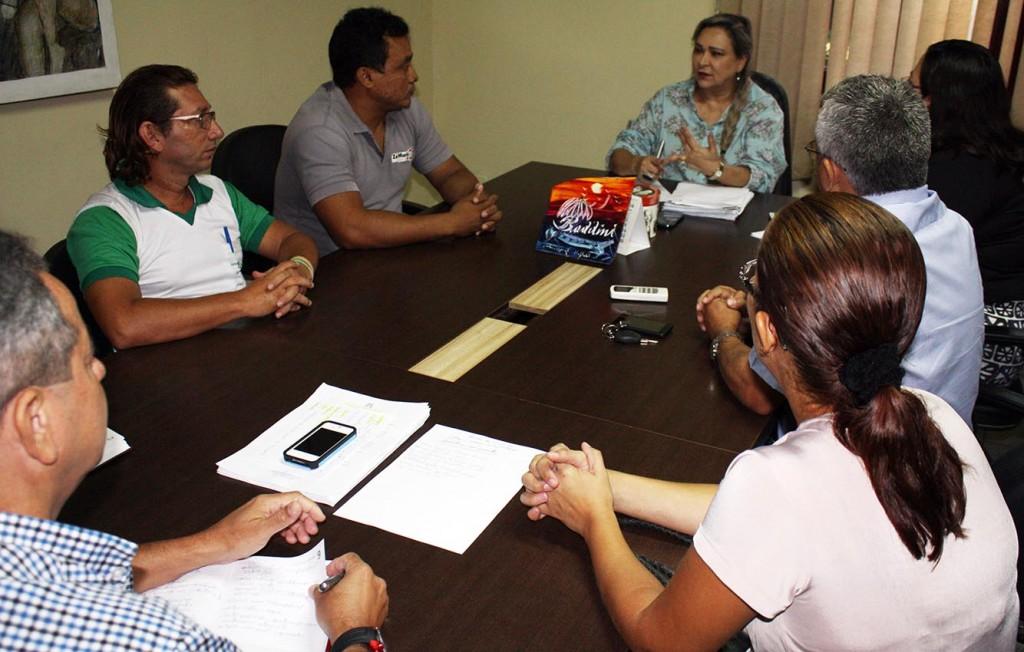 Reunião na CTMac define responsabilidades para evitar paralisação