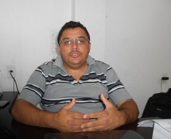 """Rizonilson Barros: """"o taxista não tem como saber quem é bandido ou não"""""""