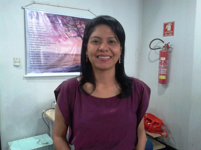 Sandra Casemiro: programa vai começar pelas comunidades do interior