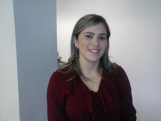 Coordenadora do Cadastro Habitacional de Macapá, Tatiana Rezende
