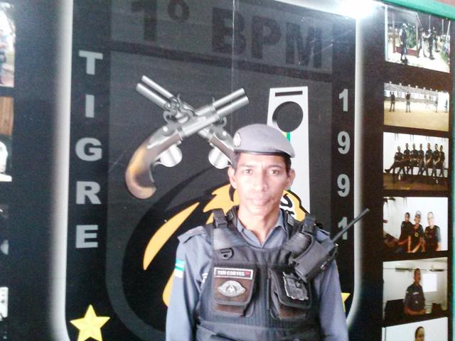 Tenente Régio Cortes