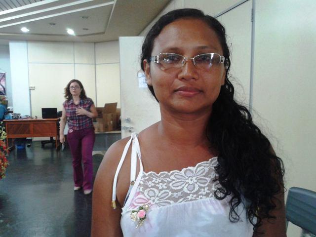 Vilma Oliveira vai trabalhar em comunidades do Bailique