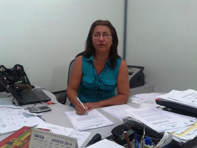 Chefe da Divisão de Epidemiologia da CVS, Iracilda Costa