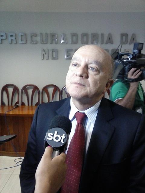 Presidente do TRE, desembargador Raimundo Vales, apoia a campanha