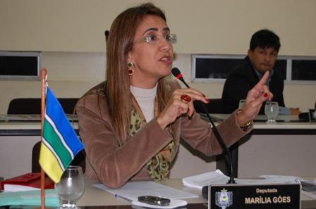 Mãos Limpas: Marília diz que cumpriu Lei de Licitações