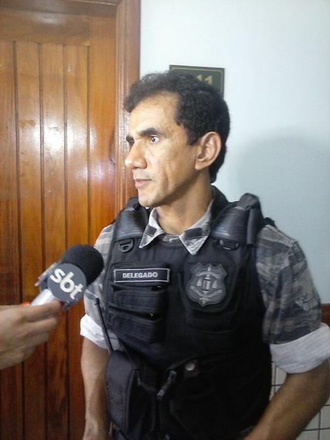 Celso Pacheco: tiramos um bandido perigoso das ruas
