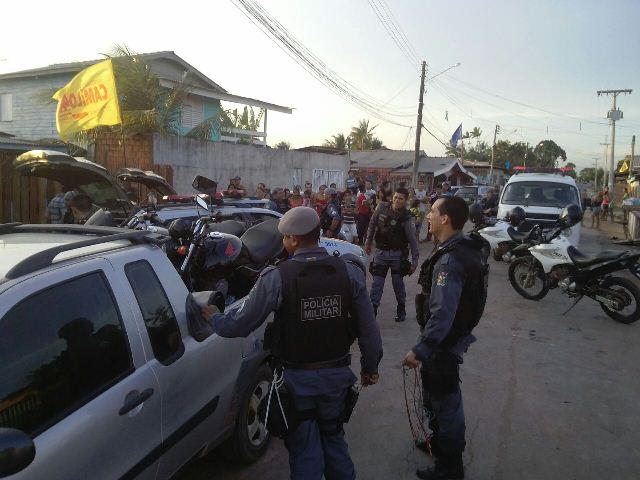 Policiais avistaram casa onde moradores agiam de forma estranha