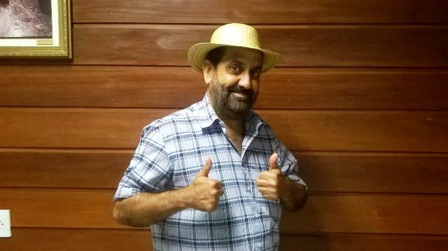 """""""Quase desisti depois da morte do Pádua"""", diz Cabuçu, agora deputado federal"""