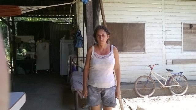 Odete da Silva luta contra o câncer há cinco anos