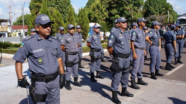 Cerca de 1 mil policiais militares do AP atuarão nas eleições