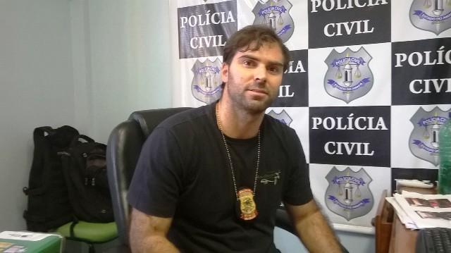 Delegado Marko Scalizo