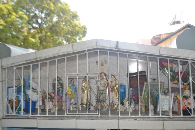Mausoléu do menino Aquino recebe visitas o ano inteiro