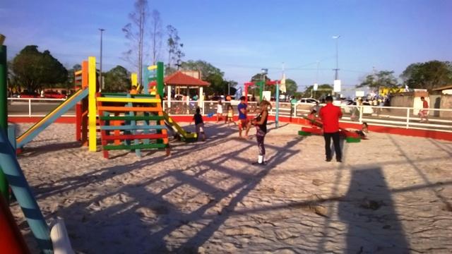 Segundo a prefeitura, foram investidos R$ 200 mil na revitalização do complexo